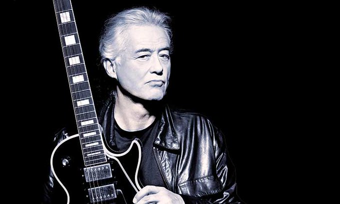 Happy Birthday To Guitarist and Founder of the Rock Band Led Zeppelin Jimmy Page! He Turned 73 today!