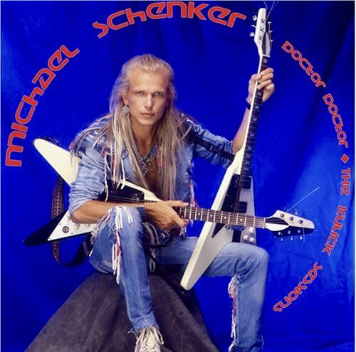 Michael Schenker  1955.1.10~ Happy Birthday