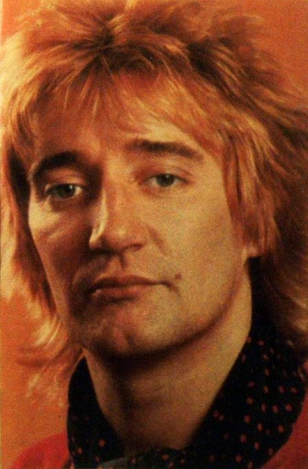 Happy birthday Sir Rod Stewart