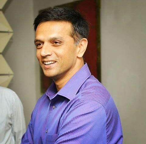 Happy Gentleman\s Day  In Other words  Happy Birthday Rahul Dravid.