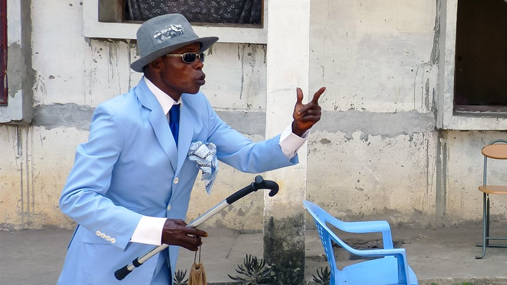 We explore the hip side of Congo-Brazzaville. Watch Sunday in Brazzaville: via @AJWitness