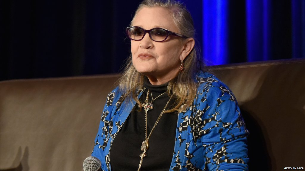 Carrie Fisher's death certificate confirms actress died of a heart attack   https://t.co/tKWQFnujOJ https://t.co/f3bPCjaLob