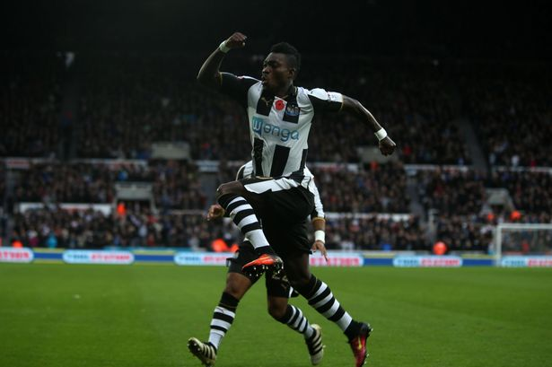 Happy Birthday to winger Christian Atsu! How does a permanent deal sound as your Birthday present, lad?