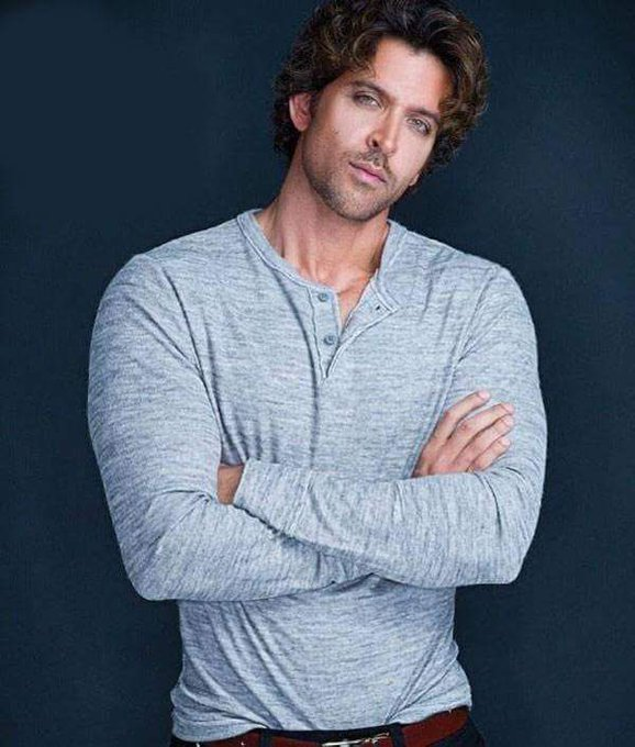 Wishing one of the most handsome and finest actors of Indian Cinema Hrithik Roshan a very happy birthday :)