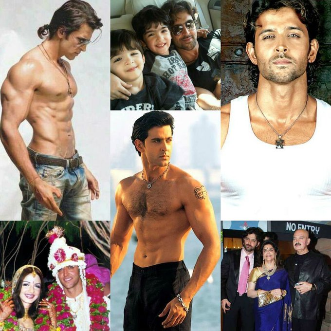 Happy Birthday Hrithik Roshan! I love you a lot !