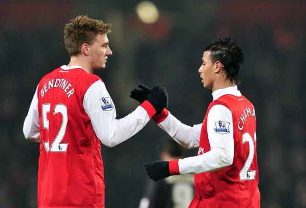 Happy birthday to one half of the greatest partnerships Arsenal has ever seen, Marouane Chamakh turns 33 today.