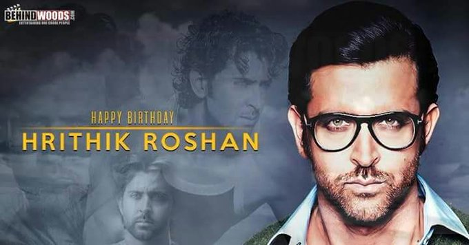 Happy Birthday Hrithik Roshan Sir   !