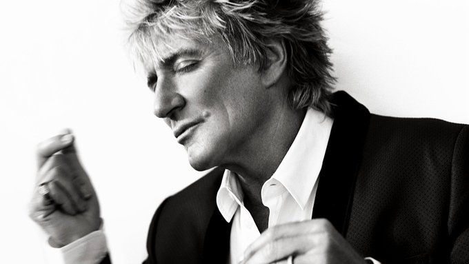 Happy birthday Rod Stewart  You\re in my heart