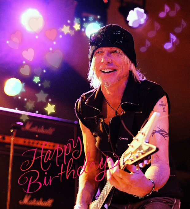 Happy Birthday Mr. Michael Schenker