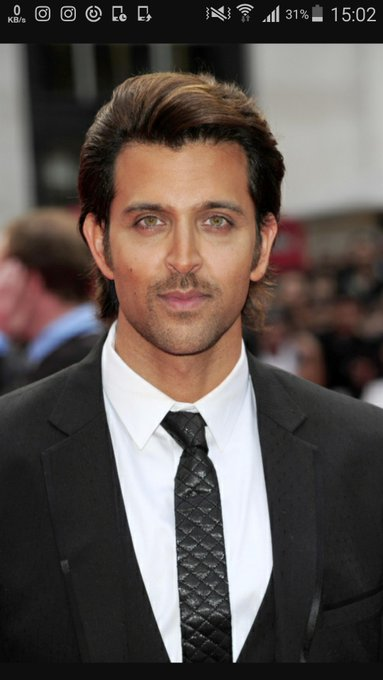 Happy Birthday to you.Hrithik Roshan.
