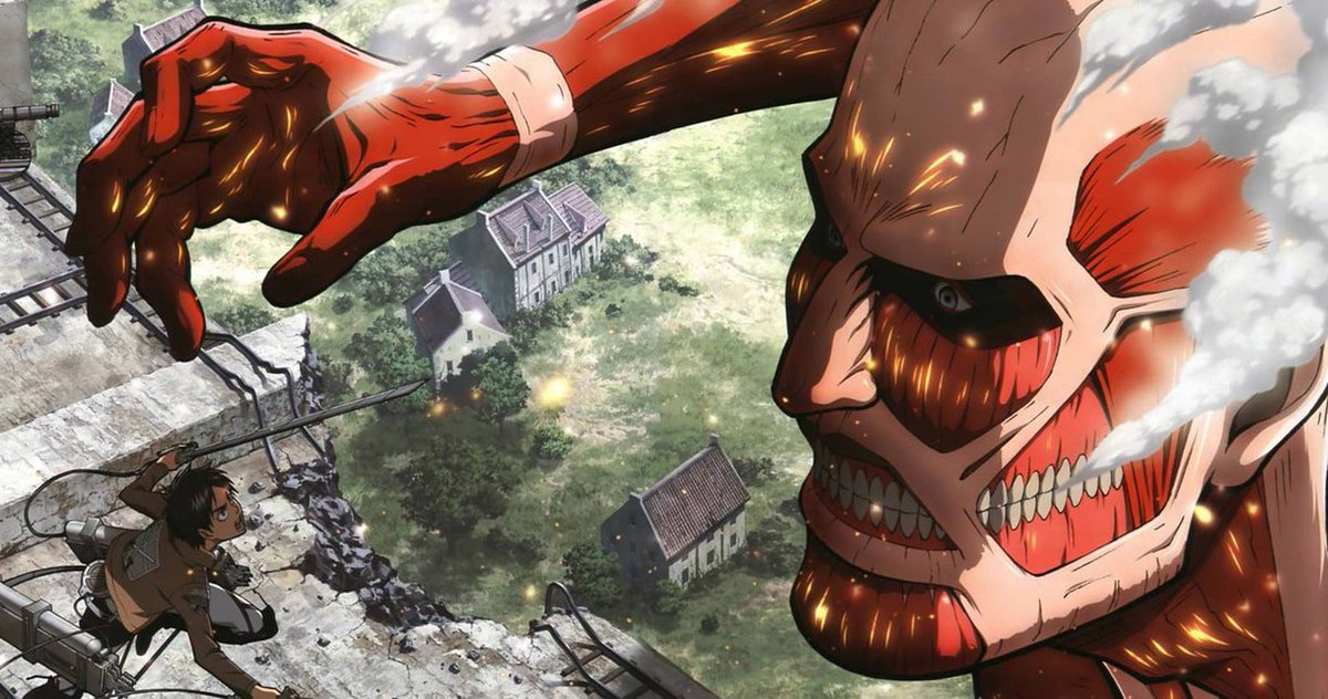 Attack on Titan Manga Editor Arrested for Murder  https://t.co/FVKa3SiR9O https://t.co/KZiA2zjzoT