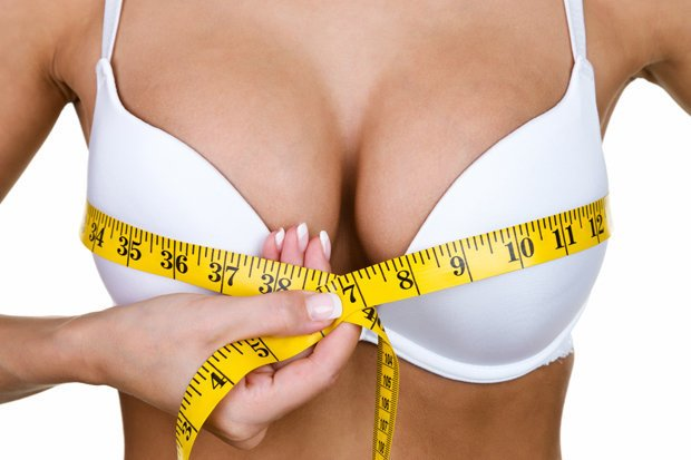 What size are considered the perfect size tits pics