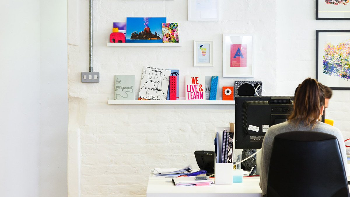 ++NEW JOB KLAXON++ We need a new Senior Designer – fancy joining our brilliant team? https://t.co/H0C5ZsG4oS https://t.co/YITtrg6As3
