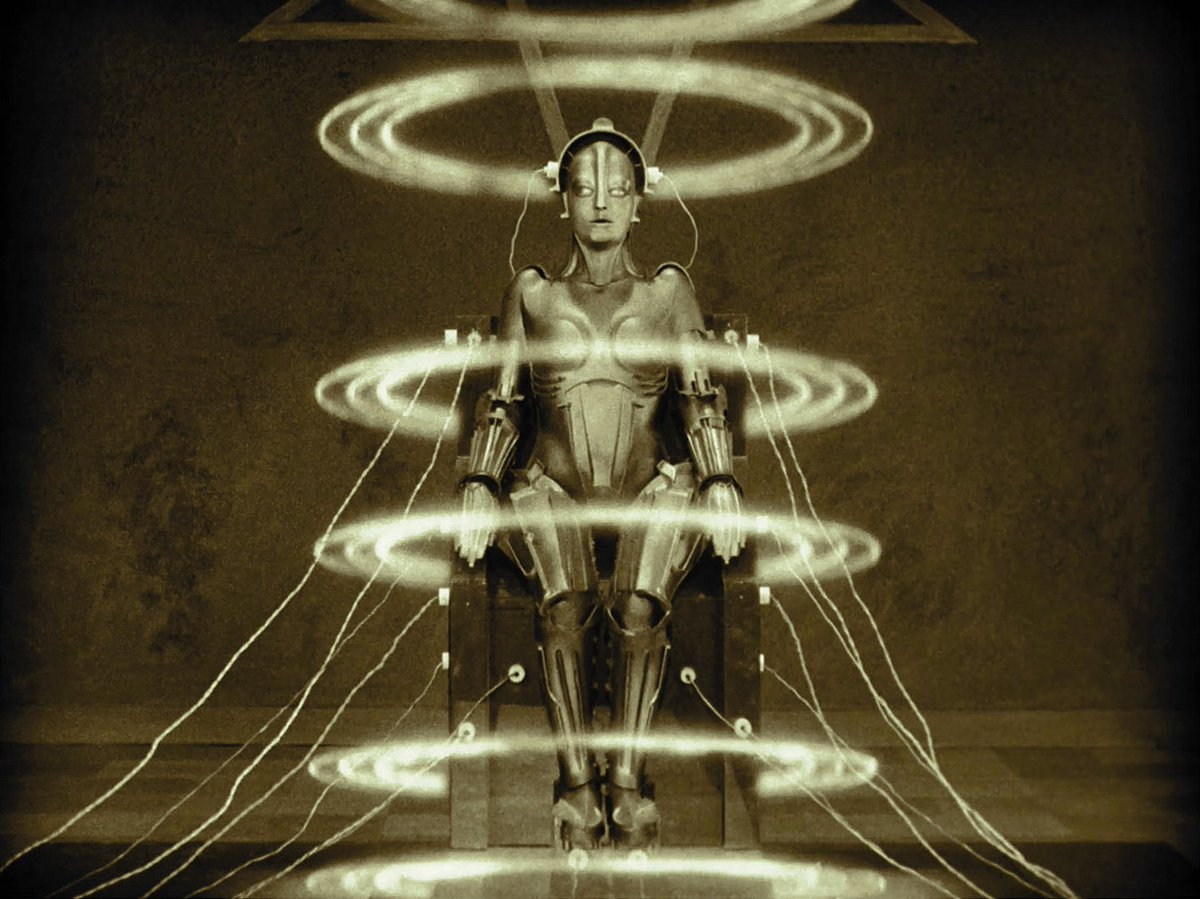I wrote about early science-fiction films to mark the 90th anniversary of METROPOLIS   https://t.co/Bufd9Yq0LO https://t.co/bbap8JKD91