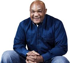Happy Birthday To George Foreman