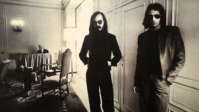 Happy Birthday to Donald Fagen of Steely Dan.   Today\s Topic: duo bands