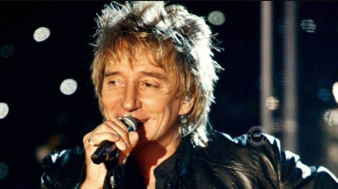 Happy birthday Rod Stewart turns 72 today