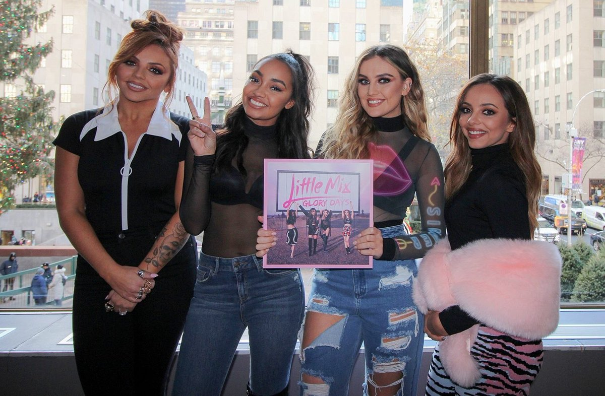 Exciting news!! 💖 #GloryDays is available exclusively on vinyl at @UrbanOutfitters. 😍😍 https://t.co/AGJhZf0zT2 the girls x