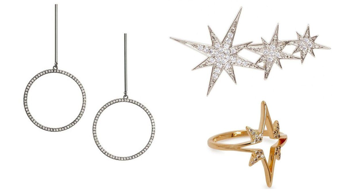 Shop the 40 most extravagant pieces of jewellery under £100 https://t.co/gxI4qidmjz