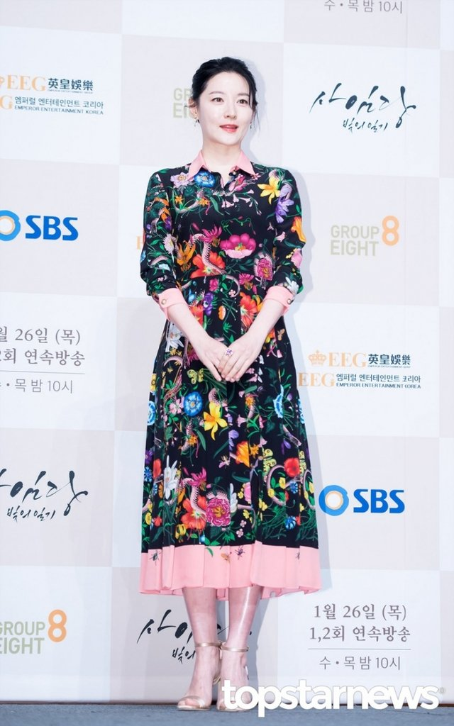 [HD포토] 이영애, '대장금 이후 13년 만의 드라마 복귀'  #사임당 #빛의일기 #이영애. https://t.co/C1YvprB3JA