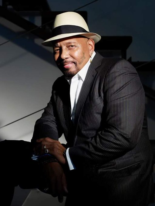 A Happy 76th Birthday To the great Aaron Neville.