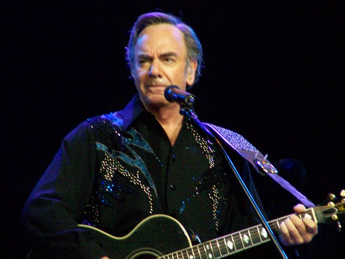 Happy Birthday to Neil Diamond!