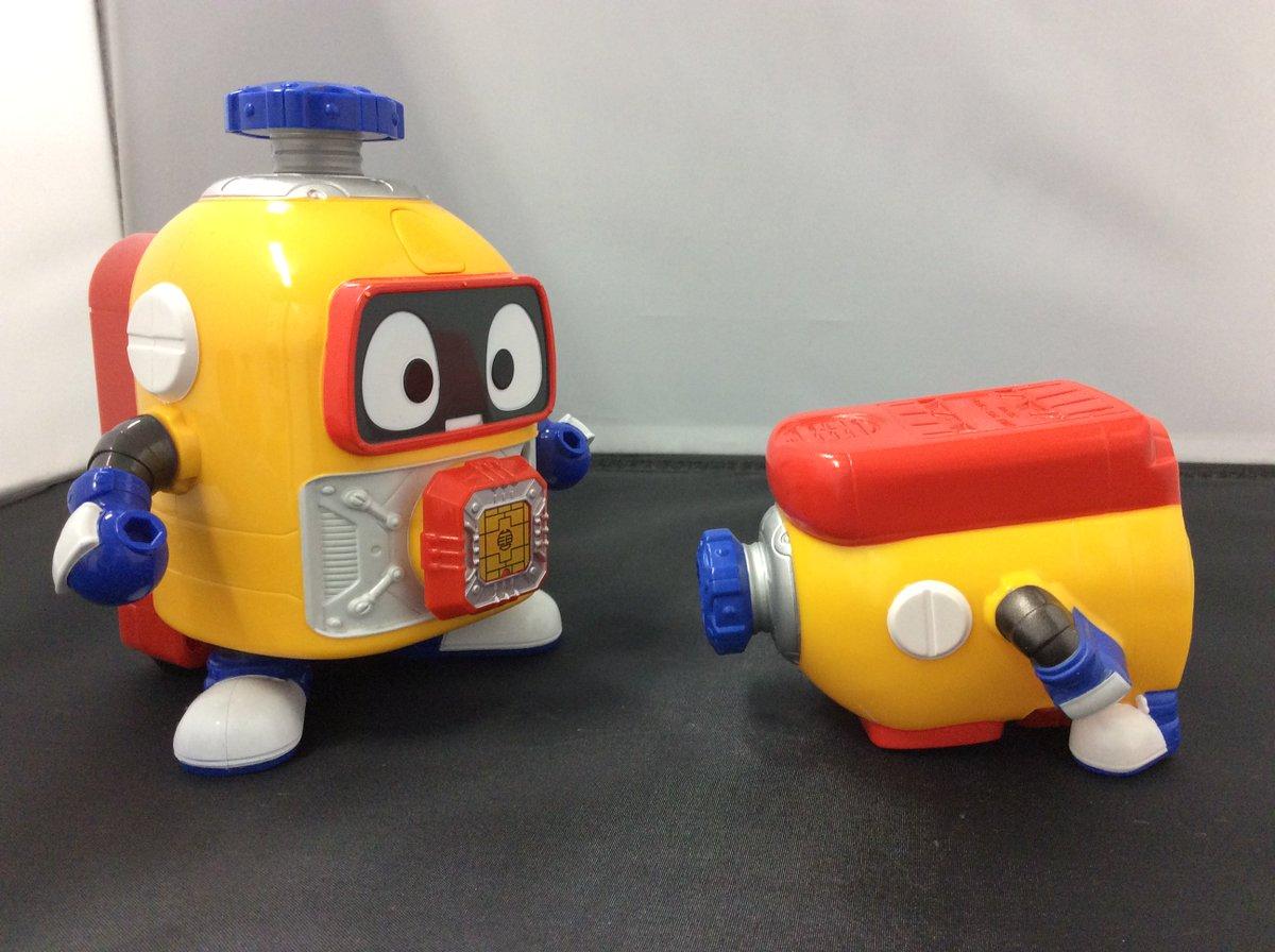 ヘボット!第17話のあのシーンもDXヘボット!とヘボットソフビシリーズのヘボットがあれば再現可能。どのシーンだか分からな