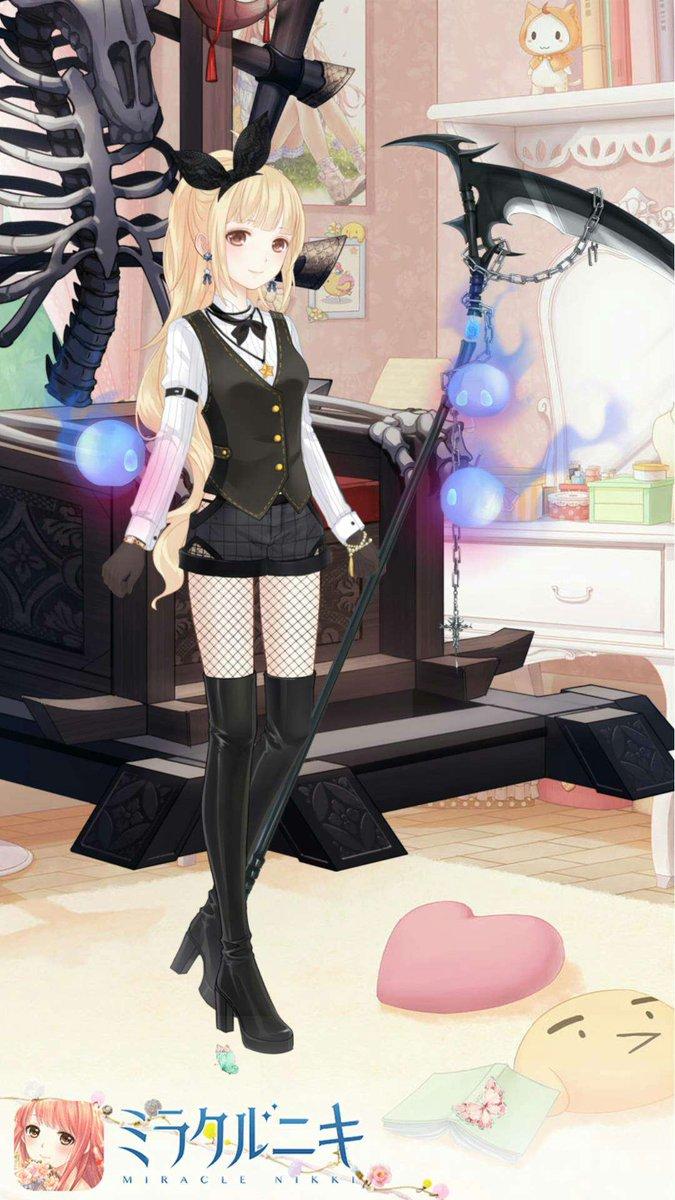 結局プリパラと同じような衣装きてるしこういうの好きなんだと思う