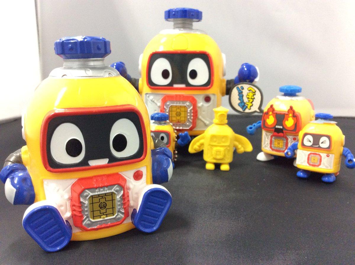 第17話はもう見ましたか!?おもちゃ達が大集合!DXヘボット!は勿論、ソフビやガシャポンさらには、ぬいぐるみまでが登場~