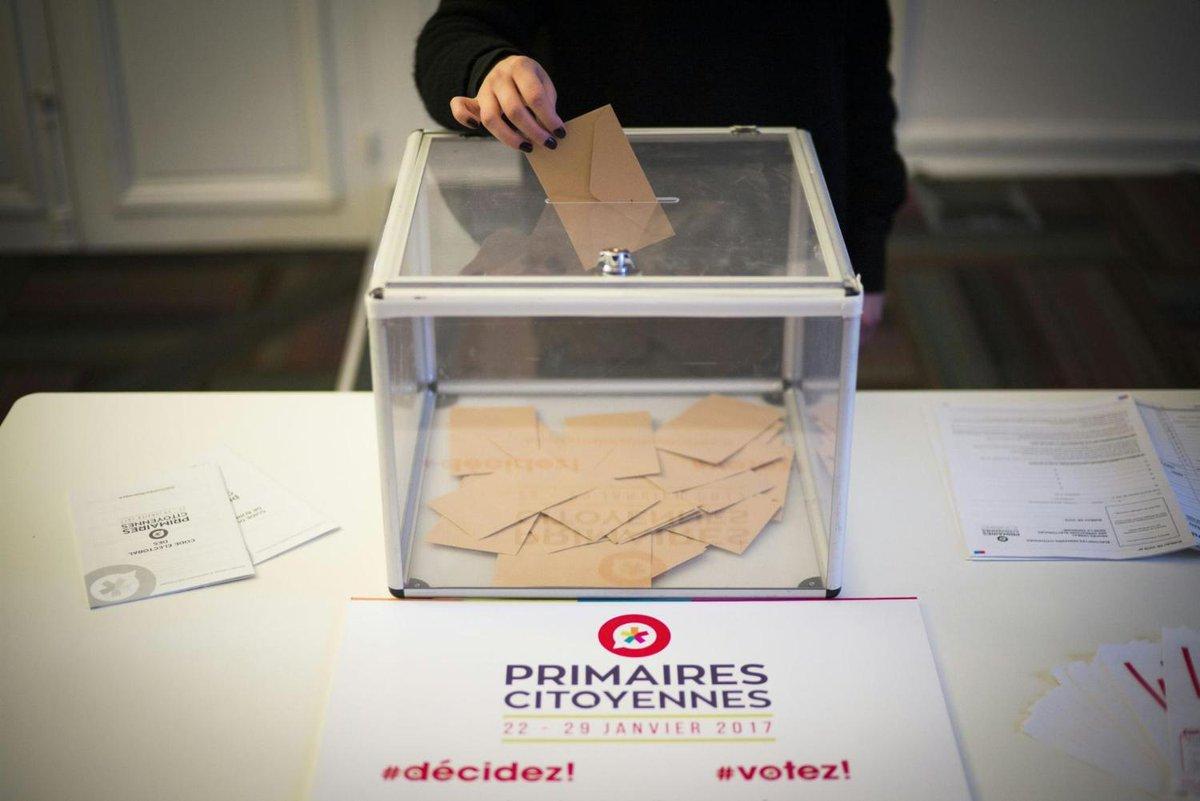 #Rediff Primaire à gauche : des électeurs ont pu voter deux fois https://t.co/WVYxlupiCs