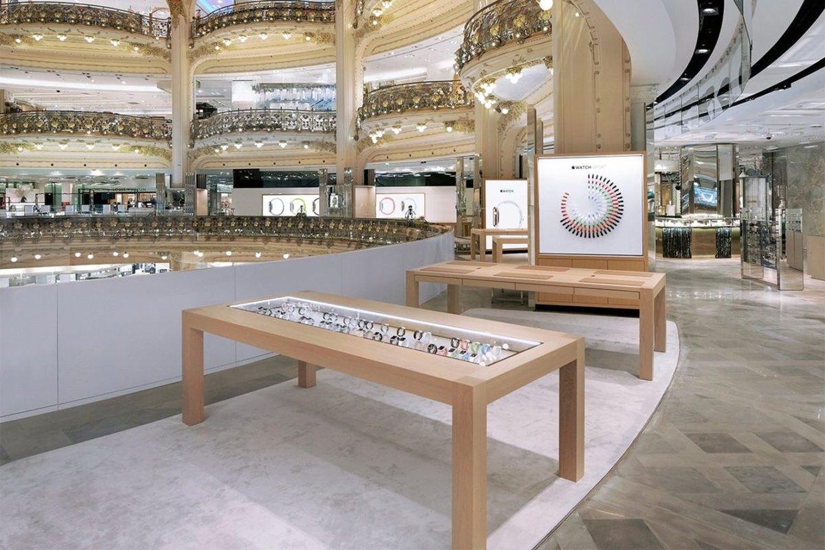 [#atualização] Apple está mesmo fechando as suas mini-lojas criadas para vender Apple Watches https://t.co/FzvfJbuAPt