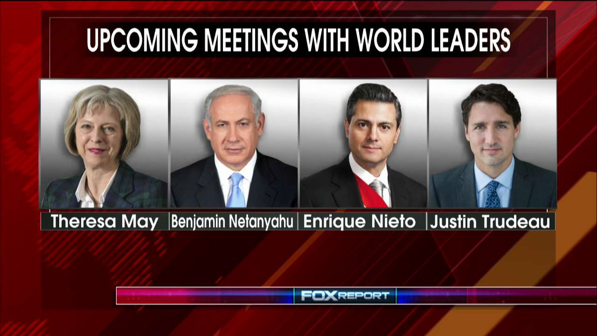 .@POTUS's upcoming meetings with world leaders.