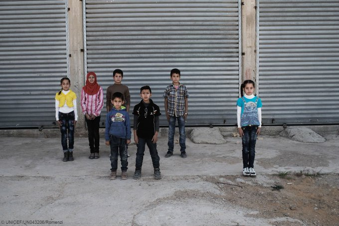 #ImagineaSchool - an interactive glimpse into Syrian children's struggle for education 📘: https://t.co/r55n8hvBoH @UNICEFLebanon
