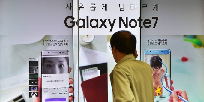 삼성이 '갤노트7'의 발화원인을 이렇게 설명했다  https://t.co/e5uxG8hit3