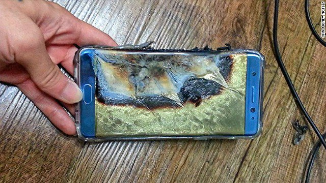 Samsung blames poorly designed batteries for Galaxy Note 7 fires as it concludes monthslong probe. https://t.co/gydLnWijzi