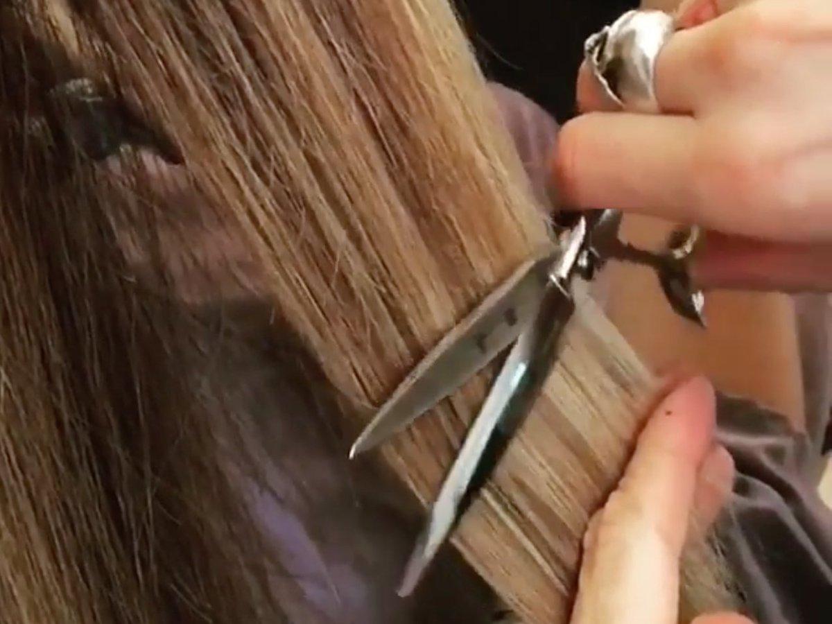 Le Dusting, la technique pour avoir des cheveux longs et en bonne santé https://t.co/gw6Q8LBOfF