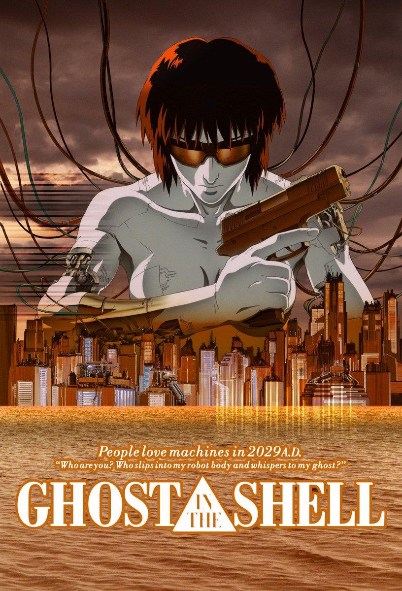 押井監督不朽の名作『GHOST IN THE SHELL/攻殻機動隊』Blu-rayが特別価格で4.7発売決定!! ハリ