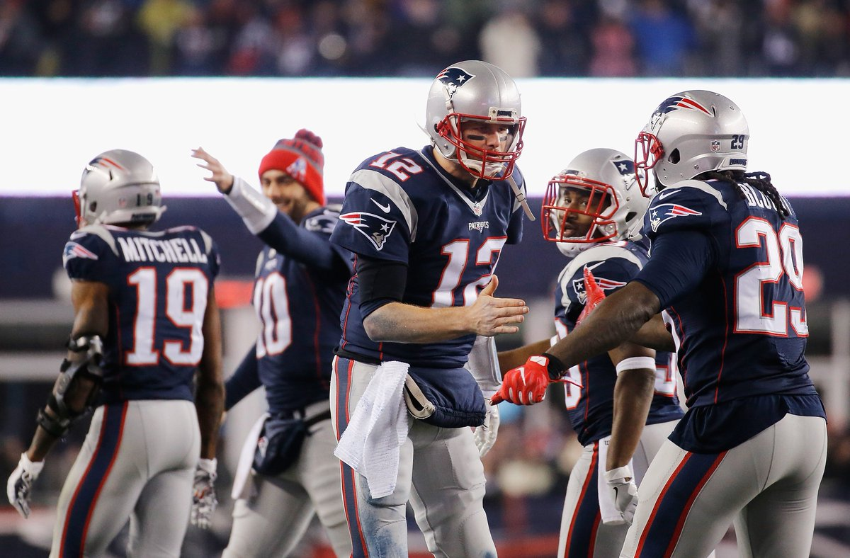 The latest: Patriots will face Falcons in Super Bowl 🏈https://t.co/3a3lMxsSvL