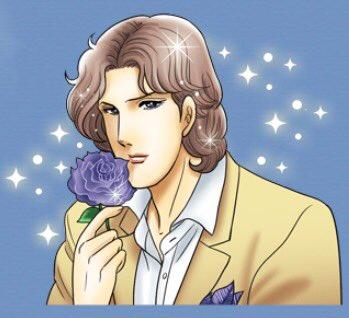 QOPは紫のバラが色んなとこで出てきて印象的ですけど、「紫のバラ」ってワードどっかで聞いたことあるな...と思ってたらガ