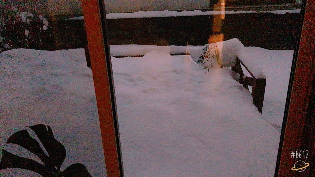 いいね~鳥取は雪で死にそうだよ明日は地面這ってでも学校来いって担任に言われた…てか、パパンスとママンスってなんかポケモ