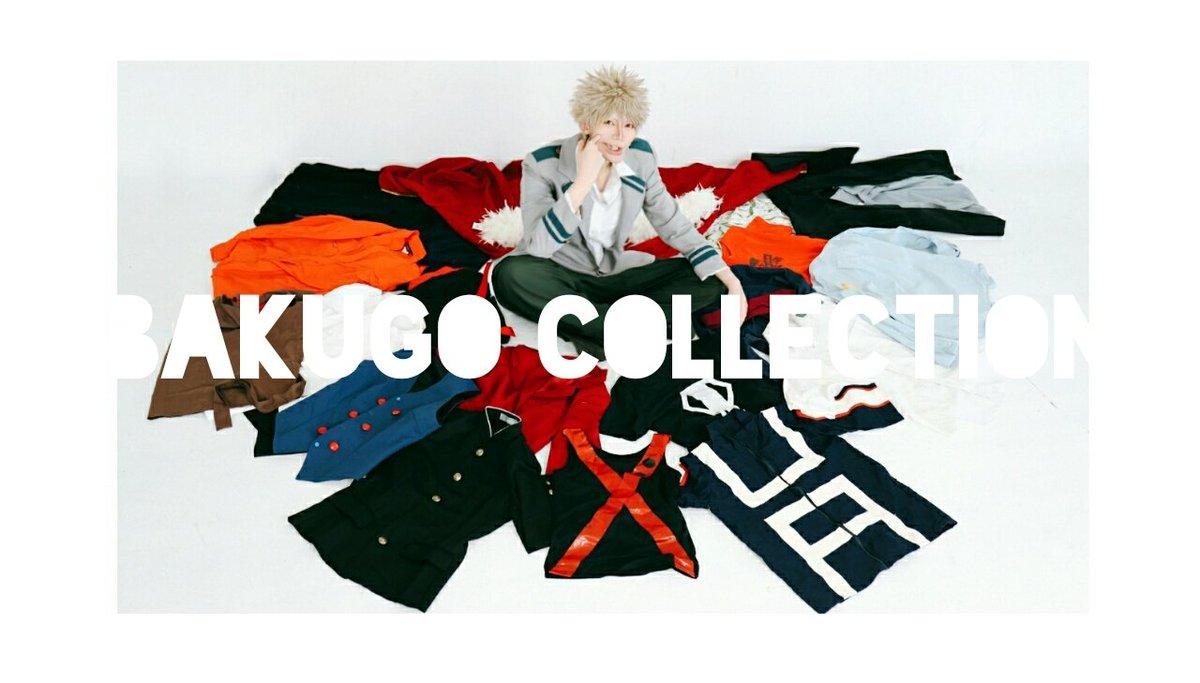 【コス*僕のヒーローアカデミア】BAKUGO collection !!!爆豪勝己/model : 有間Photo by
