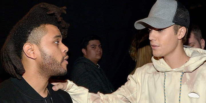 Justin Bieber calls The Weeknd's music 'whack' after he's spotted kissing Selena Gomez