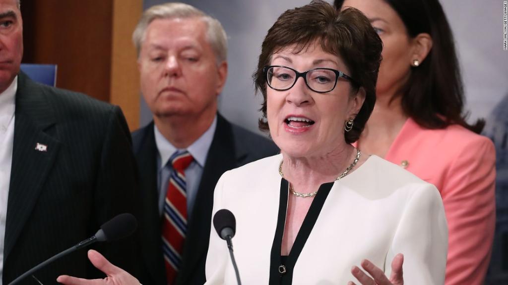 Two Republican senators are set to introduce legislation Monday to replace Obamacare
