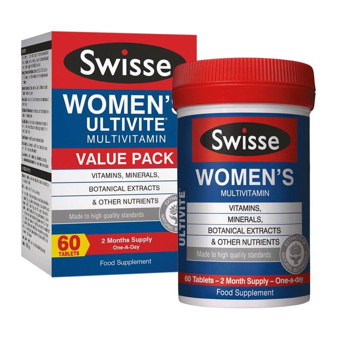 Free Swisse Multivitamins