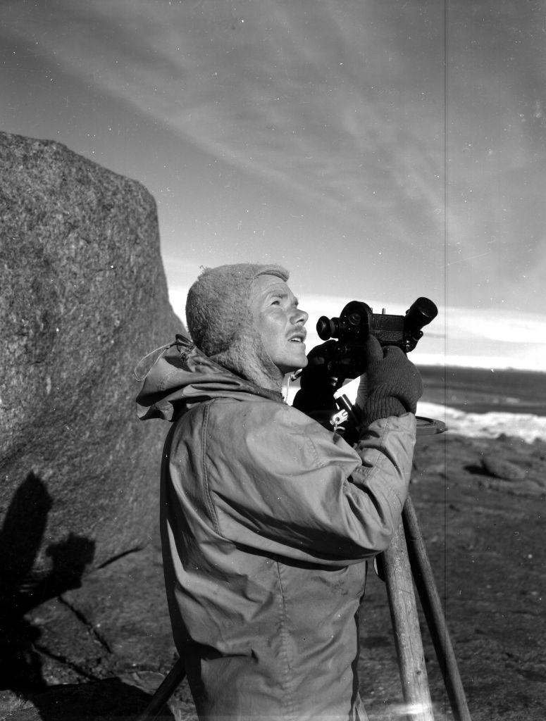 Antarctic pioneer and war hero remembered