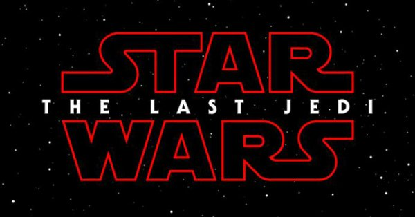 Star Wars: The Last Jedi is the title for Star Wars: Episode VIII: