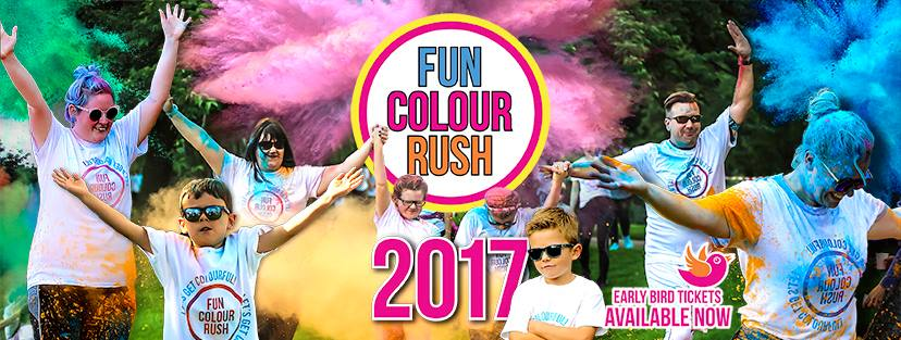 Fun Colour Rush