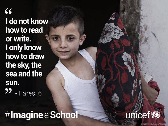 #DYK 187,427 children in #Lebanon just imagine a school? Explore their stories: https://t.co/2rQGg4nWX0 #ImagineaSchool
