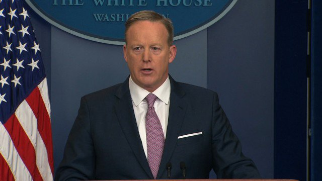 WH spokesman: President Trump hasn't ordered intel agencies to halt investigation into potential Russia connections: https://t.co/mcRrJruPcG