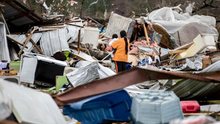 Georgia expands state of emergency after tornadoes; 20 dead across Southeast  https://t.co/XFTfjEL6uC #FOXNewsUS